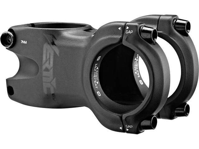 Sixpack Vertic Stem Ø31,8mm stealth black